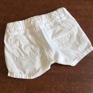 Bottoms - 2 pairs shorts - Old Navy and Circo